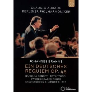 CLAUDIO ABBADO-BRAHMS: EIN DEUTSCHES REQUIEM