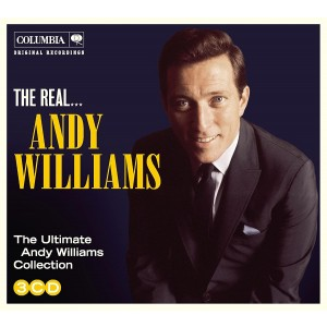 ANDY WILLIAMS-THE REAL ANDY WILLIAMS