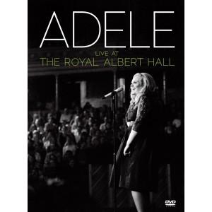 ADELE-LIVE AT THE ROYAL ALBERT HALL (DVD/CD)