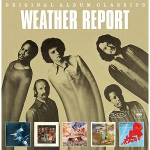 WEATHER REPORT-ORIGINAL ALBUM CLASSICS