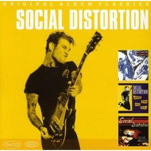 SOCIAL DISTORTION-ORIGINAL ALBUM CLASSICS