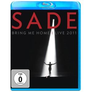 SADE-BRING ME HOME: LIVE 2011 BR