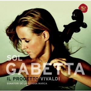 SOL GABETTA-IL PROGETTO VIVALDI