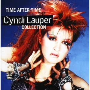 CYNDI LAUPER-TIME AFTER TIME: THE CYNDI LAUPER COLLECTION