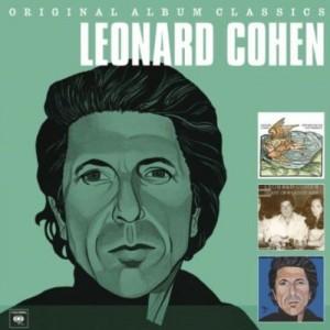 LEONARD COHEN-ORIGINAL ALBUM CLASSICS