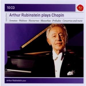 RUBINSTEIN ARTHUR-RUBINSTEIN PLAYS CHOPIN - SONY CLASSICAL MASTERS