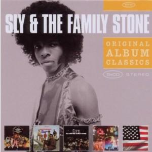 SLY & THE FAMILY STONE-ORIGINAL ALBUM CLASSICS