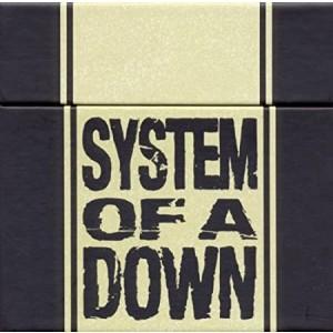 SYSTEM OF A DOWN-5 ALBUM BUNDLE