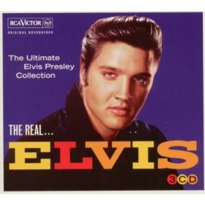 ELVIS PRESLEY-THE REAL ELVIS