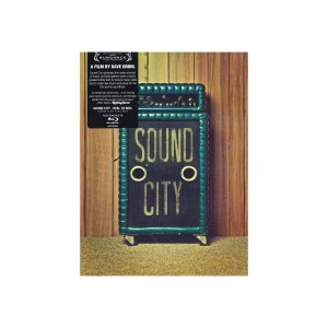 SOUND CITY-REAL TO REEL: A FILM BY DAVE GROHL DVD