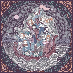 JAMES YORKSTON AND THE SECOND HAND ORCHESTRA-THE WIDE, WIDE RIVER