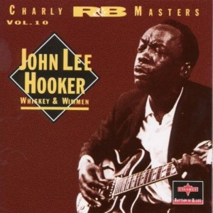 JOHN LEE HOOKER-WHISKEY & WIMMEN: JOHN LEE HOOKER´S FINEST