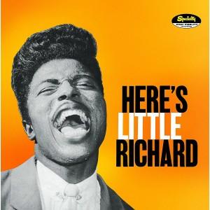 LITTLE RICHARD-HERE´S LITTLE RICHARD DLX