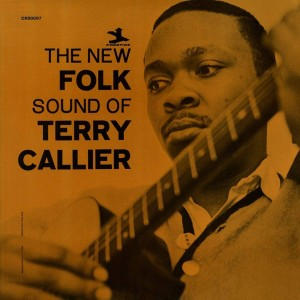 TERRY CALLIER-THE NEW FOLK SOUND OF TERRY CALLIER