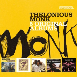 THELONIOUS MONK-5 ORIGINAL ALBUMS
