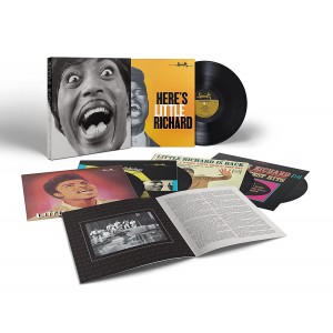 LITTLE RICHARD-MONO BOX: THE COMPLETE SPECIALTY AND VEE-JAY ALBUMS