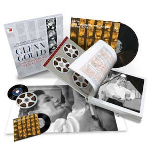 GOULD GLENN-THE GOLDBERG VARIATIONS: THE COMPLETE UNRELEASED RECORDING SESSIONS