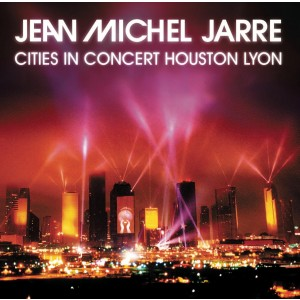 JEAN MICHEL JARRE-HOUSTON / LYON 1986
