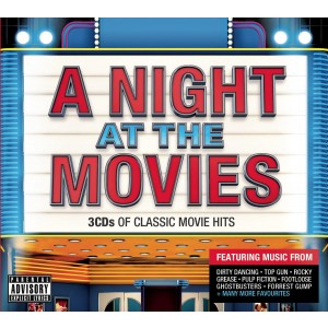 VARIOUS ARTISTS-A NIGHT AT THE MOVIES