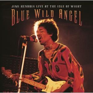 JIMI HENDRIX-BLUE WILD ANGEL: JIMI HENDRIX LIVE AT THE ISLE OF WIGHT