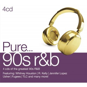 VARIOUS-PURE... 90S R&B
