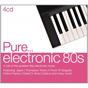 VARIOUS-PURE... ELECTRONIC 80S