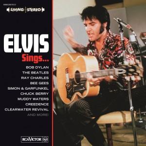 ELVIS PRESLEY-ELVIS SINGS