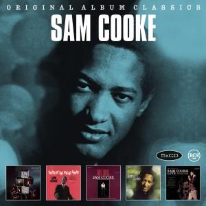 SAM COOKE-ORIGINAL ALBUM CLASSICS