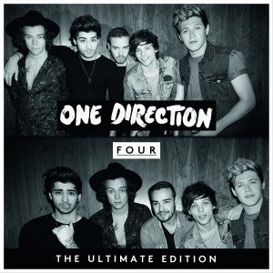 ONE DIRECTION-FOUR ULTIMATE EDITION