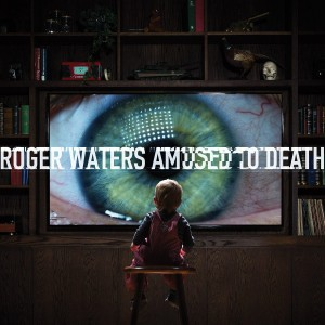 ROGER WATERS-AMUSED TO DEATH DLX