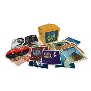 JOHNNY MATHIS-THE COMPLETE GLOBAL ALBUM COLLECTION