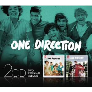 ONE DIRECTION-UP ALL NIGHT / TAKE ME HOME