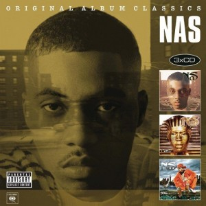 NAS-ORIGINAL ALBUM CLASSICS