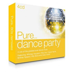 VARIOUS ARTISTS-PURE... DANCE PARTY (DIGIPAK)