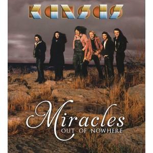 KANSAS-MIRACLES OUT OF NOWHEREDLX