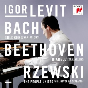 IGOR LEVIT-BACH, BEETHOVEN, RZEWSKI