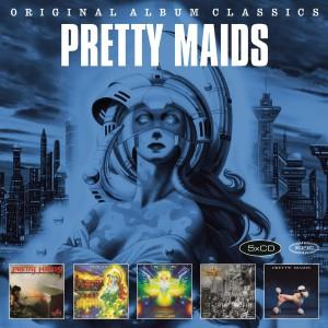 PRETTY MAIDS-PRETTY MAIDS: ORIGINAL ALBUM CLASSICS