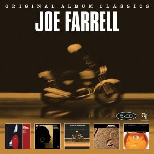 JOE FARELL-ORIGINAL ALBUM CLASSICS