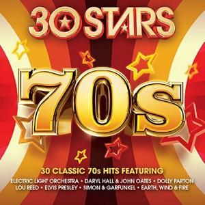 VARIOUS-30 STARS: 70S