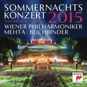 WIENER PHILHARMONIKER-SOMMERNACHTSKONZERT 2015
