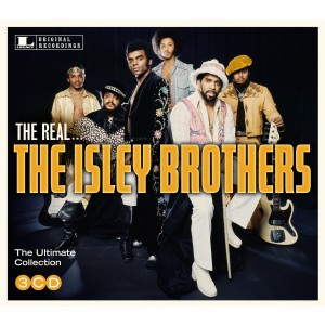 ISLEY BROTHERS THE-THE REAL... THE ISLEY BROTHERS