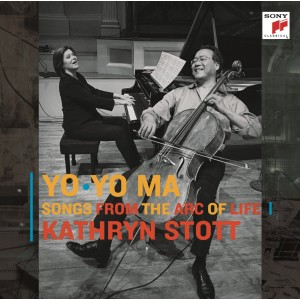 YO-YO MA & KATHRYN STOTT-SONGS FROM THE ARC OF LIFE