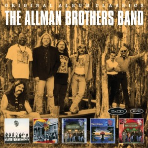 ALLMAN BROTHERS BAND THE-ORIGINAL ALBUM CLASSICS