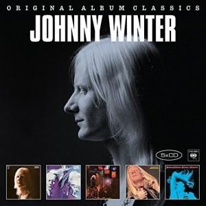 JOHNNY WINTER-ORIGINAL ALBUM CLASSICS