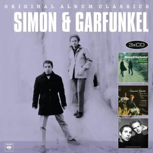 SIMON & GARFUNKEL-ORIGINAL ALBUM CLASSICS
