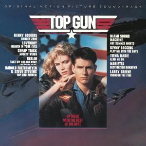 VARIOUS-TOP GUN (ORIGINAL MOTION PICTURE SOUNDTRACK)