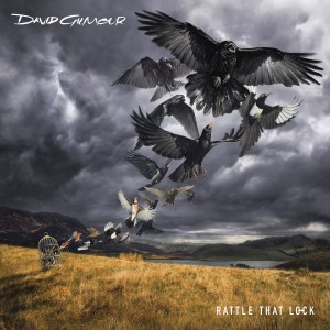 DAVID GILMOUR-RATTLE THAT LOCK CD+BR
