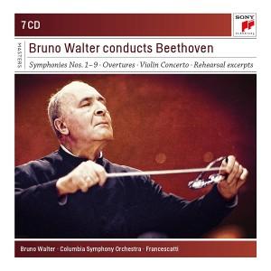 BRUNO WALTER-BRUNO WALTER CONDUCTS BEETHOVEN