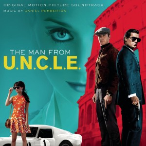 VARIOUS-THE MAN FROM U.N.C.L.E. (ORIGINAL MOTION PICTURE SOUNDTRACK)