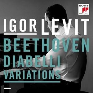 IGOR LEVIT-DIABELLI VARIATIONS - 33 VARIATIONS ON A WALTZ BY ANTON DIABELLI, OP. 120